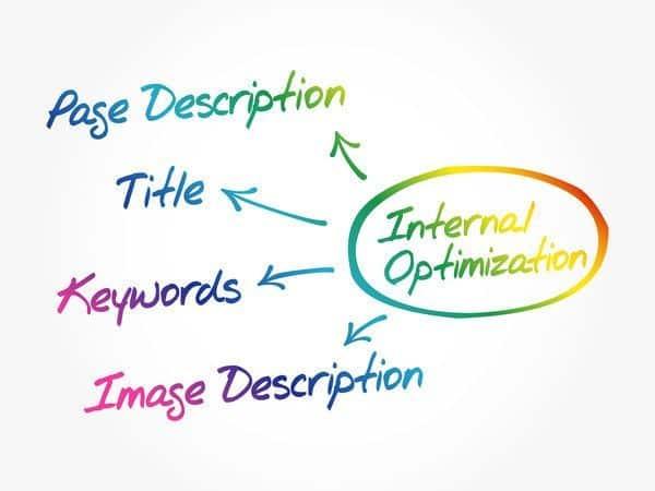 seo internal optimization