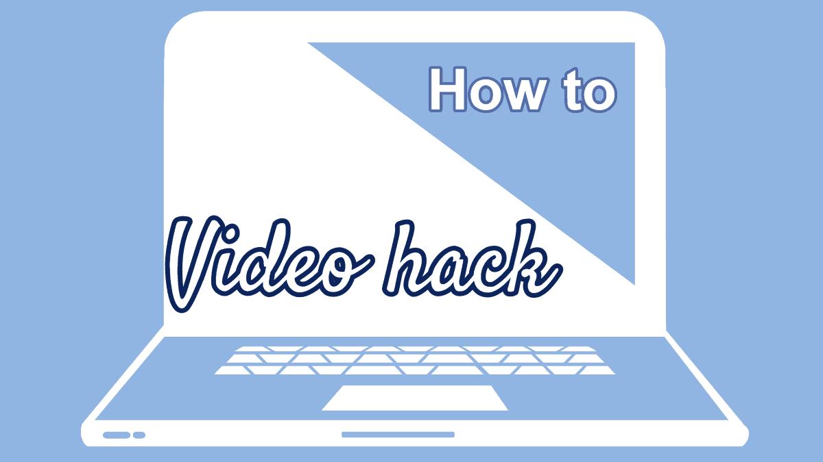 video hack_twitter