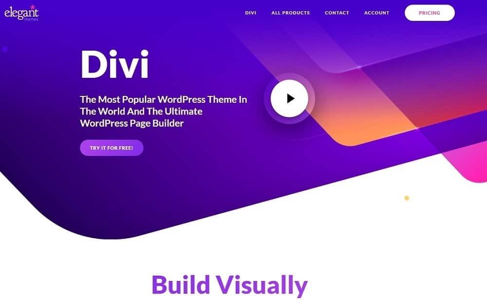 best tools for digital marketing - divi