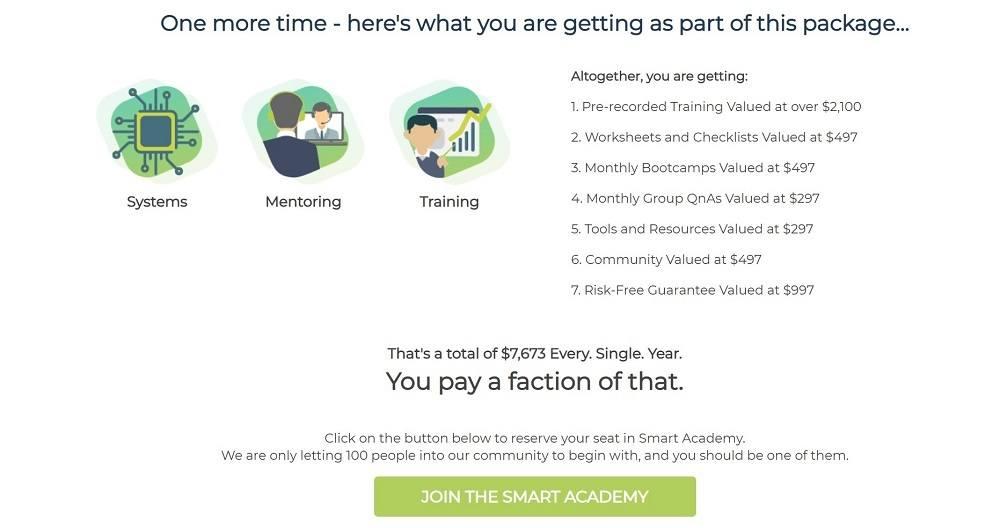 kyvio smart academy package