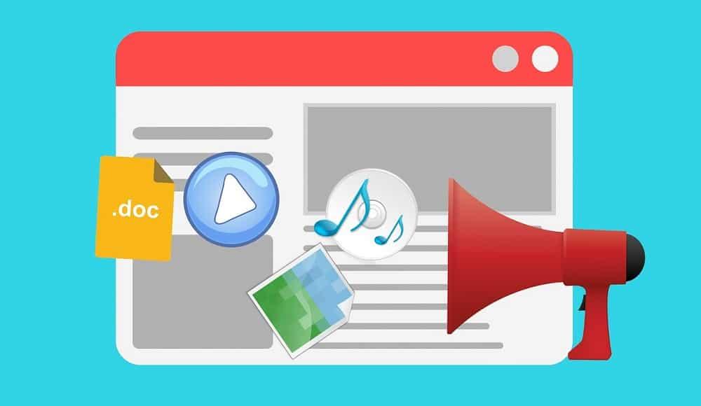 content creation framework for first blog post